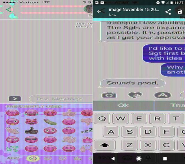 安卓7.1现bug:iPhone对Pixel有时无法正常通讯