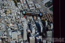 苹果地图支持3D显示