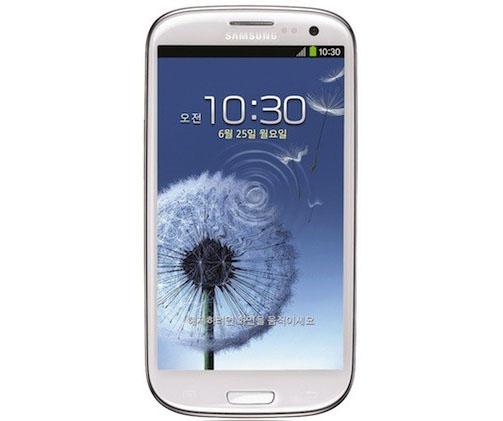 首款4核LTE手机 Galaxy SIII LTE上市