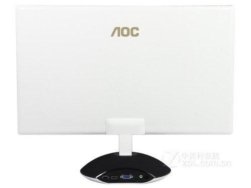 AOC iPhone专用液晶首测 不怕4S色彩弱