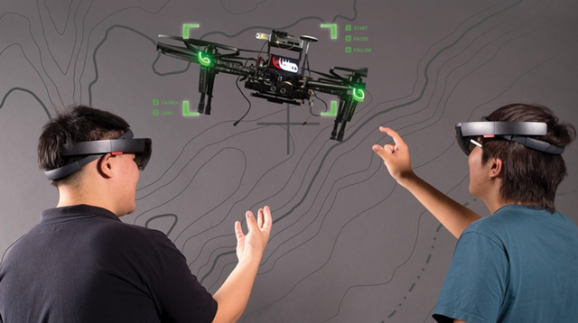 去加州大学看看VR实验室 才算真的明白VR有啥用
