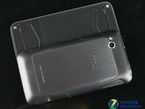 侧滑QWERTY智能 HTC S610d真机图赏