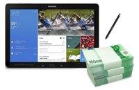 贵!三星Galaxy Note Pro/Tab平板价格曝光