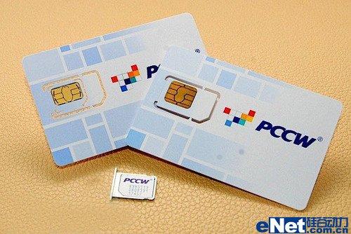 放下剪刀 iPad专用Micro-SIM卡推出
