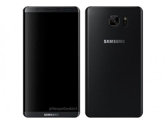 传三星S8将于4月18日发布  或有直屏版