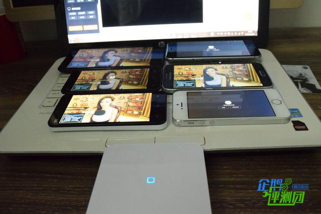 """必虎WiFi Mini评测:能播放一打""""宅男最爱""""够快么?"""