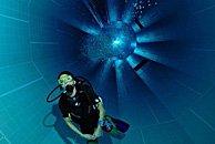 世界最深的潜水池