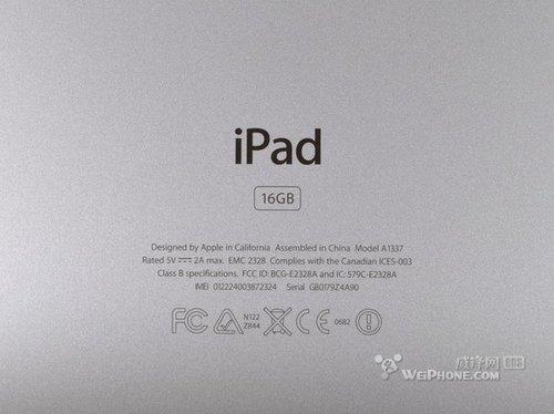 iFixit的iPad 3G拆解