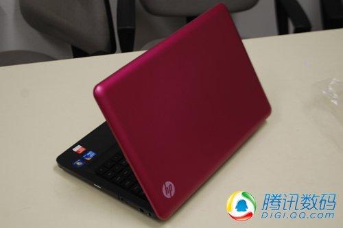 惠普G42笔记本试用 换壳便捷成本低廉