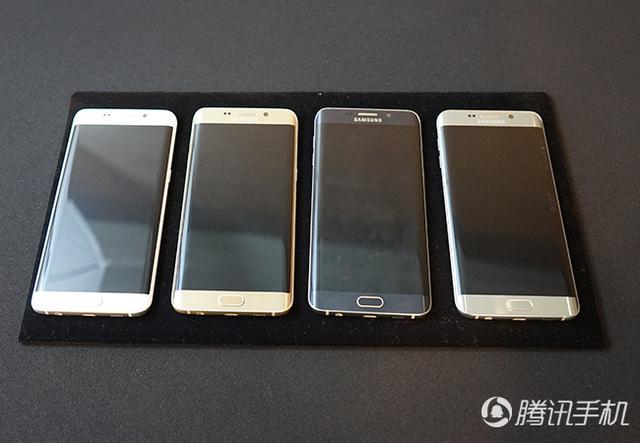 S6 edge+/Note 5上手:曲面屏和S Pen二选一