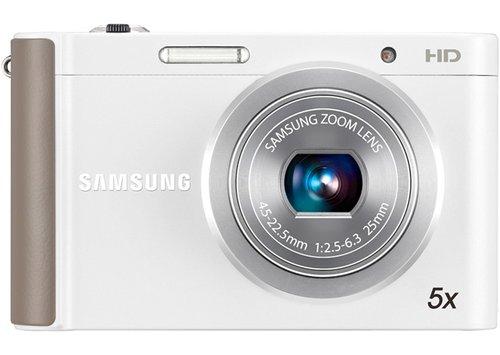 CES 2012:三星发布3款ST系列卡片相机
