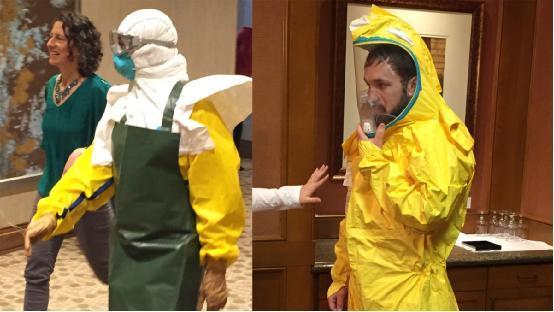 """可对抗埃博拉的智能""""创可贴""""问世"""