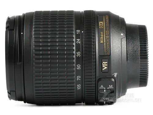 比18-55mm实用 尼康D5100大套机降至新低