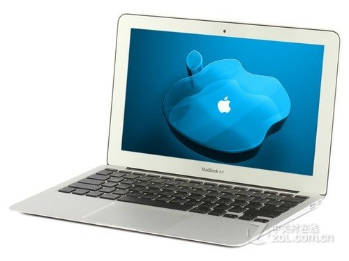 i5芯256G固态硬盘 苹果Air新本10800元
