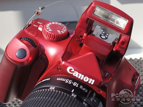 实拍样张新出炉 Canon1100D使用评测