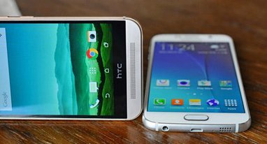 ����S6��HTC One M9 ˭����õ�Android�ֻ�