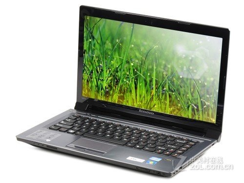 4G内存750G硬盘 联想V470独显本4500元