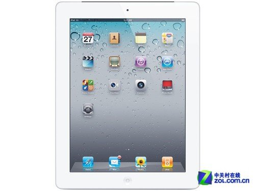 时不我待 市场特惠白色iPad 2仅2899元