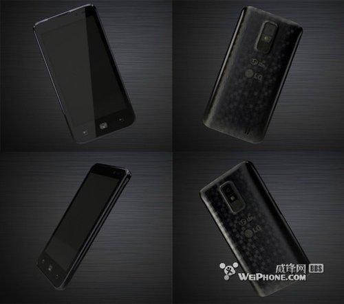 1.5GHz双核 LG新LTE手机LU6200曝光