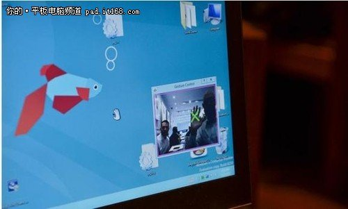 Windows 8平板或将整合手势操控技术
