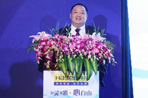 神舟吴海军:三年内推新平板 售1999元