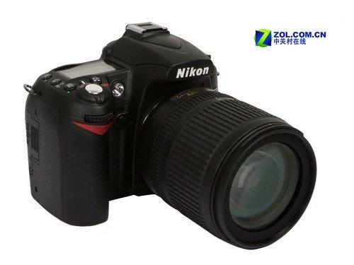 送8G卡相机包 尼康单反D90套装促销