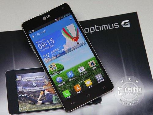 2GB运存1300万像素 LG Optimus G触底