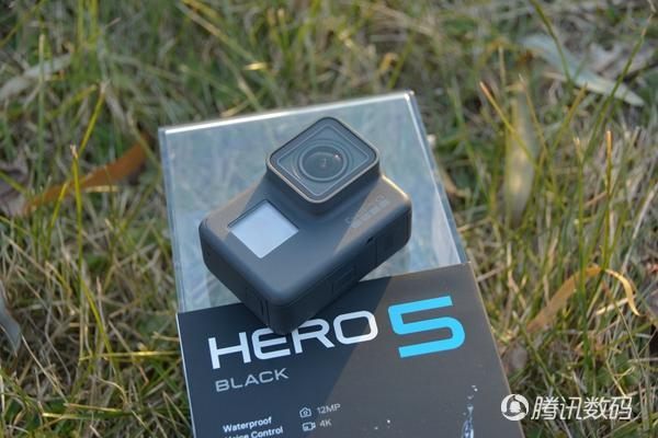 评GoPro Hero5 Black/Session 防水4K还能声控