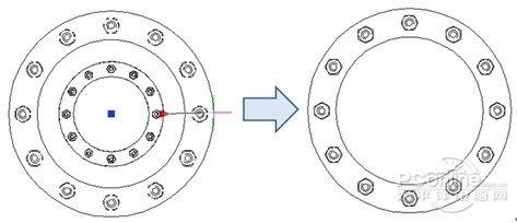 图2    3,添加动作   单击动作面板上的缩放动作图标,为动作指定参数图片