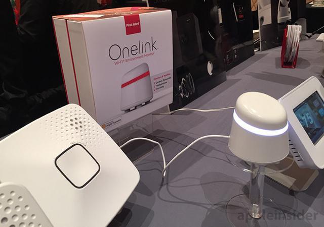 First Alert推多款支持HomeKit智能家居产品