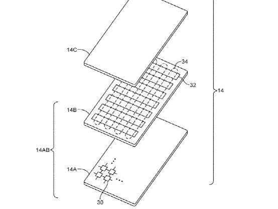 苹果新专利 未来iPhone屏幕或支持触觉反馈