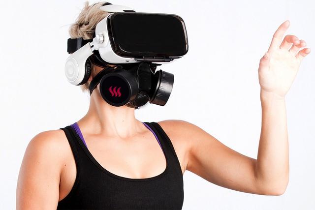 18禁!以后看VR小电影除了听声音还能闻到味儿