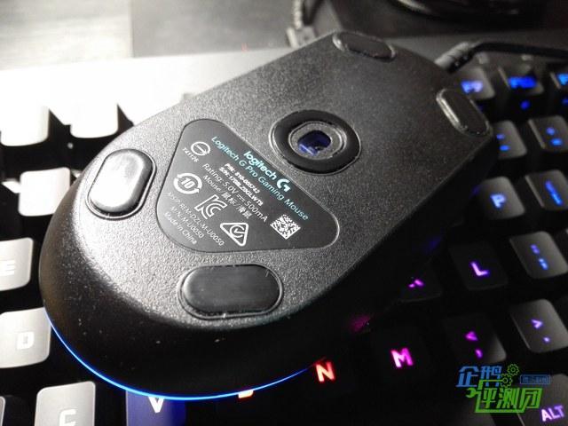 手速达人评罗技G pro键鼠:反应灵敏做工精良