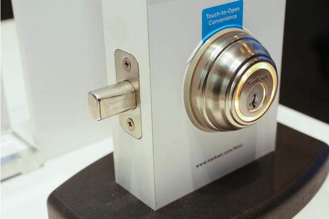 UniKey与三星合作向企业推广安全智能锁
