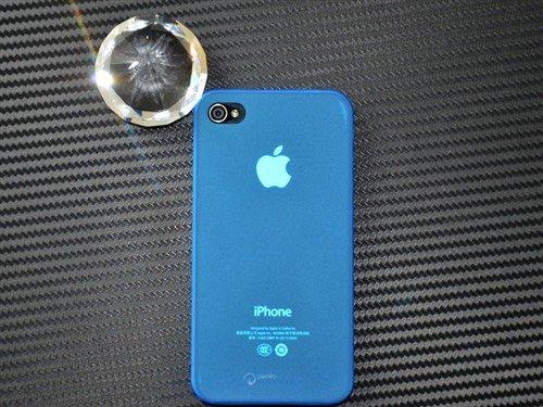 最薄iPhone4S夜光套Pinlo Slice3评测