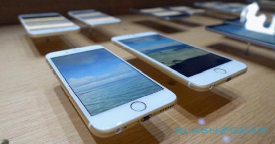 Apple IPhone 6 Und Plus Zwei Smartphones Ist Noch Platz 16 GB Speicher Da Viele Menschen Fragen Warum Es Nicht Fordern Zu 32GB Antwort Sehr