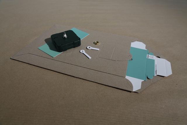 折纸的魅力!用纸制作的台灯、时钟和相框