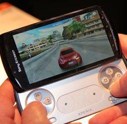 索尼爱立信Xperia Play