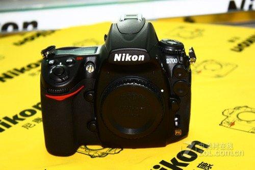 经典全画幅单反 尼康D700送相机包促销