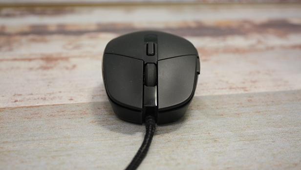 惊人的解析率 来看看罗技G303定制游戏鼠标