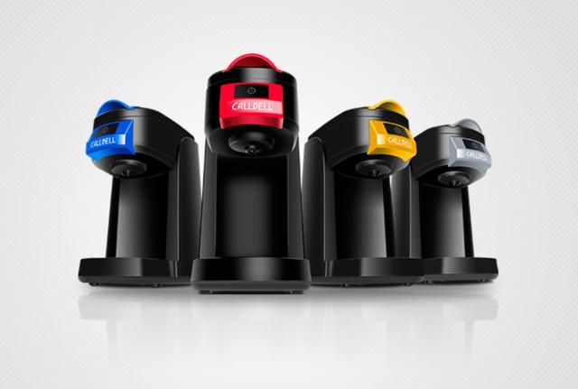 CALLBELL单杯胶囊咖啡机发布 一键制作现磨咖啡