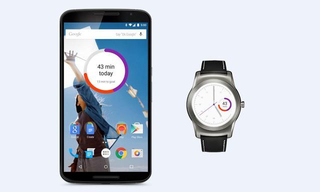 Google Fit支持Android Wear小挂件并增新功能