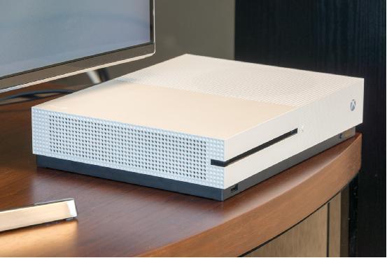 微软Xbox One S上手 终于进入4K时代
