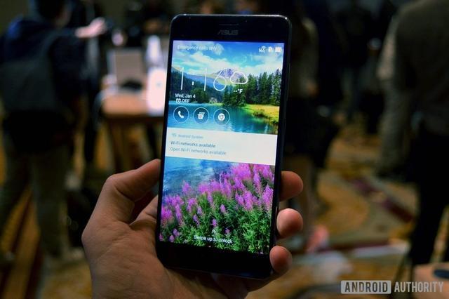 华硕将在5月推出全新ZenFone 4系列智能手机