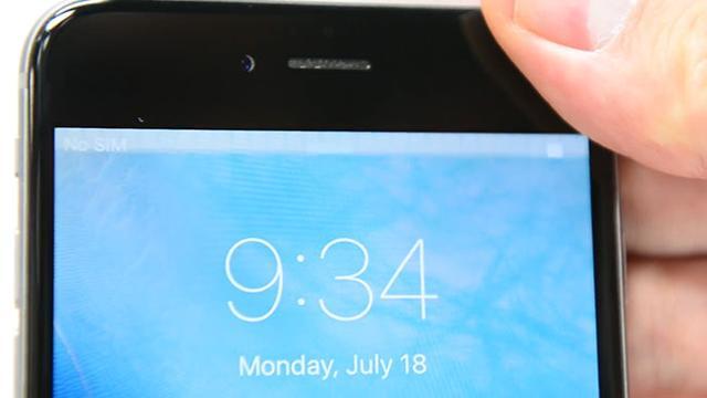 iPhone 6触控屏失灵 苹果居然也有设计缺陷?