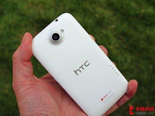 白色版HTC One X强势登场 顶级旗舰机