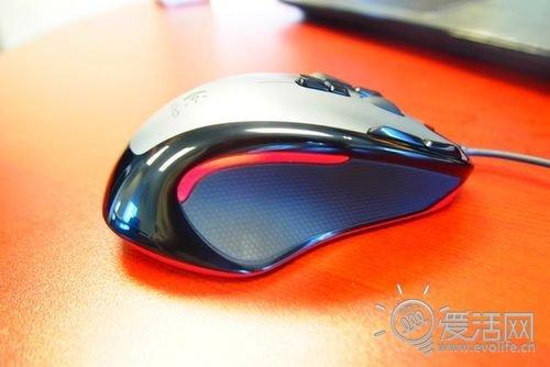 9个编程按钮 罗技G300低价游戏鼠标到