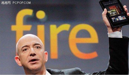 亚马逊Kindle Fire平板解密 平衡性强