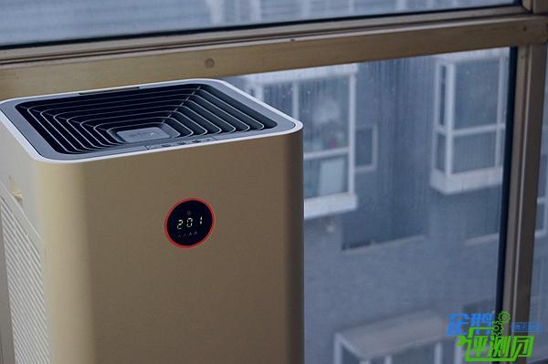 连续雾霾那几天我试了试AirX净化器:效果不错最高档有点吵