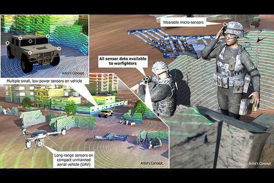 新型激光雷达问世 可让无人驾驶汽车感知道路